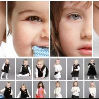 Agenzie moda e spettacolo per bambini serie