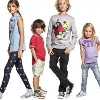 Casting maschi e femmine per catalogo moda bambino